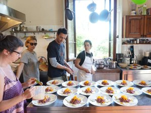 14 Day Plant-Based Gaia Gourmet Culinary Training Immersion and Certification in Tuscany