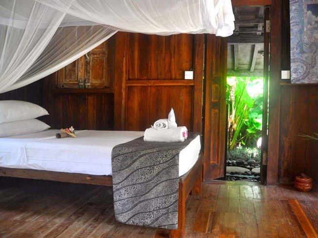 7 Tage Heilender Meditation und Yoga Retreat in Badung, Bali