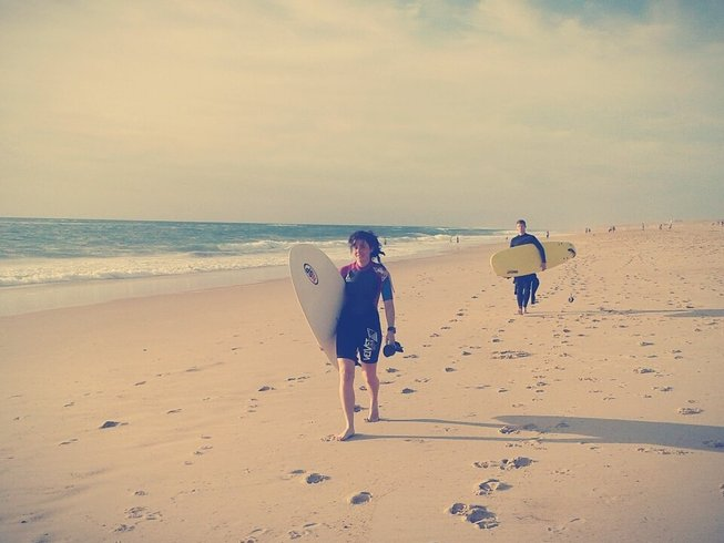 7 Days France Surf Camp for Beginners