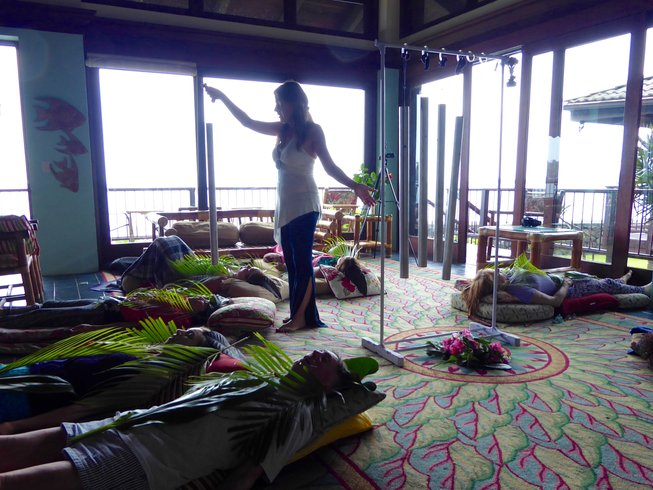 8 Days Sound Healing, Meditation and Yoga Retreat Hawaii USA