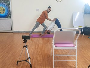 Online & Self-Paced 100 Hour Hatha, Ashtanga-Vinyasa & Indian Ayurvedic Yoga Program (For Beginner)
