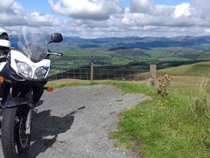 5 Day High Passes of Wales Guided Motorcycle Tour