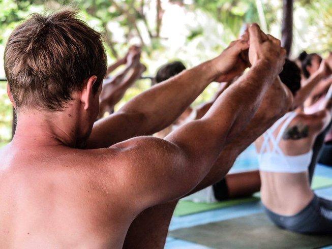 6 jours en stage de yoga au nouvel an, méditation et detox à Koh Phangan, Thaïlande