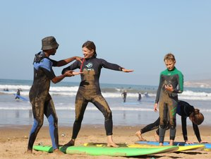 8 Day Surf Camp for Surfers of All Levels in Tamraght, Agadir