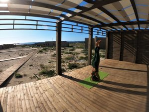 5 Day Yoga Holiday in Keros Beach, in Unexplored Lemnos for All Levels
