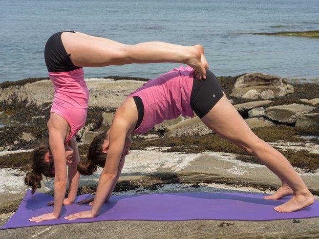 18 jours-200h de formation de professeur de yoga des déesses à Hawaï, États-Unis