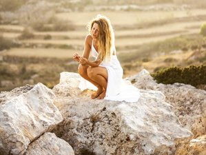 7 jours de paix intérieure : retraite personnelle de yoga et bien-être à Gozo