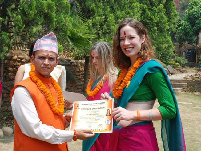 9 Days Yoga and Detox Retreat in Nepal