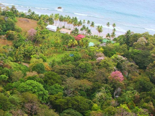 8 Days of Luxury Yoga Retreat in Costa Rica
