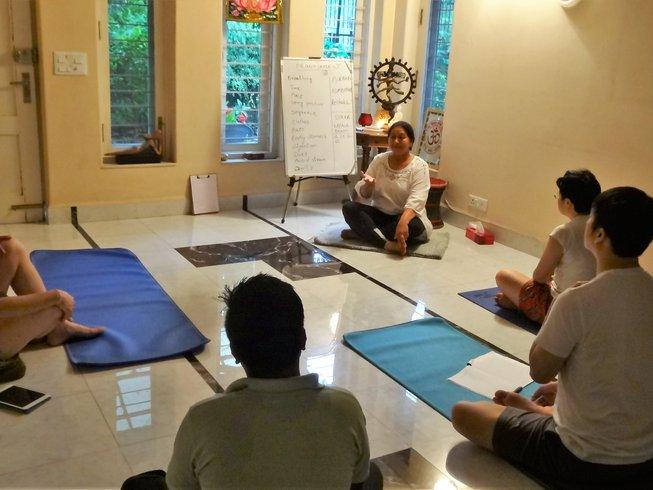 6 Days Meditation and Yoga Retreat in Rishikesh, India