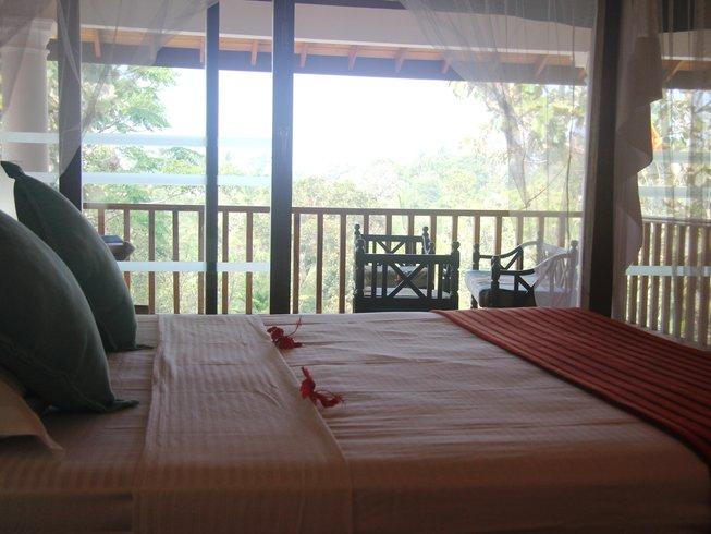 8 Days Journey To Wellbeing Yoga Retreat in Sri Lanka