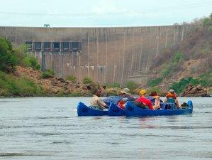 7 Days Wonderful Canoe Safari along the Zambezi River, Zambia