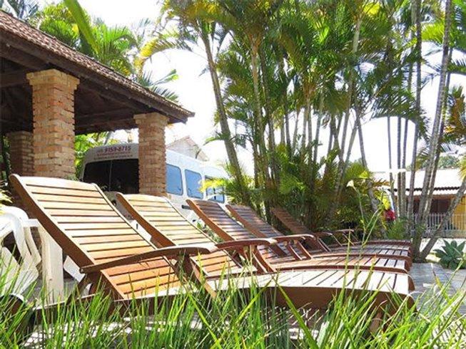 7 Days Superior Surf Camp Brazil