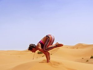 9 Days Stillness in Movement Meditation & Yoga Retreat Morocco