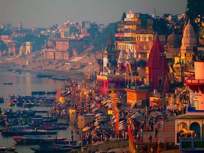 10 jours en voyage de yoga mystique en Inde