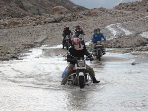 12 Days Guided Expedition Motorcycle Tour in South India