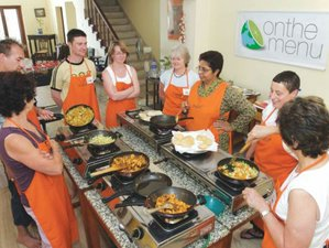 8 Days Cooking Holiday in India