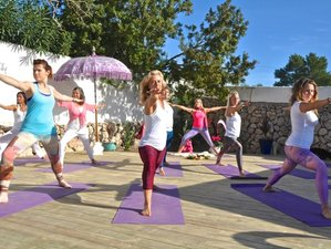 7 Days Harmonize Lifestyle Detox and Mindfulness Yoga Retreat in Ibiza, Spain