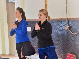 15 Tage 100 Stunden Ayurveda Therapeuten Ausbildung in Rishikesh, Indien