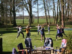 3 Day Yoga and Walking Weekend in Twello, Netherlands