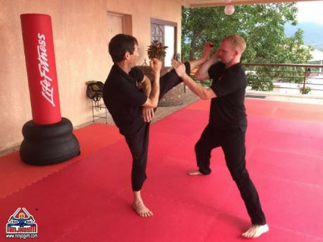 3 Month Private Group Ninja-Martial Arts Island Retreat in Samui Thailand