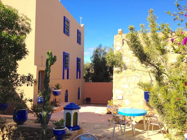 8 Day 'New Year, New You' Yoga Retreat in Imsouane, Morocco