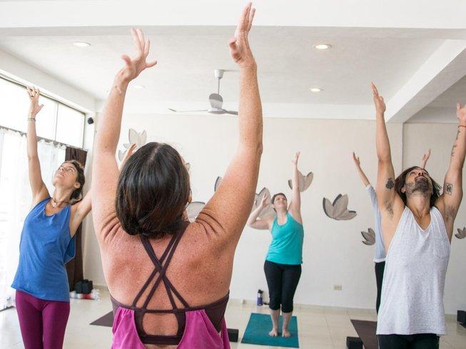 6 Tage Yoga Urlaub in Tulum, Mexiko