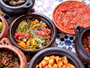 4 Day Cooking Holiday and Cultural Experience in Marrakech, Morocco
