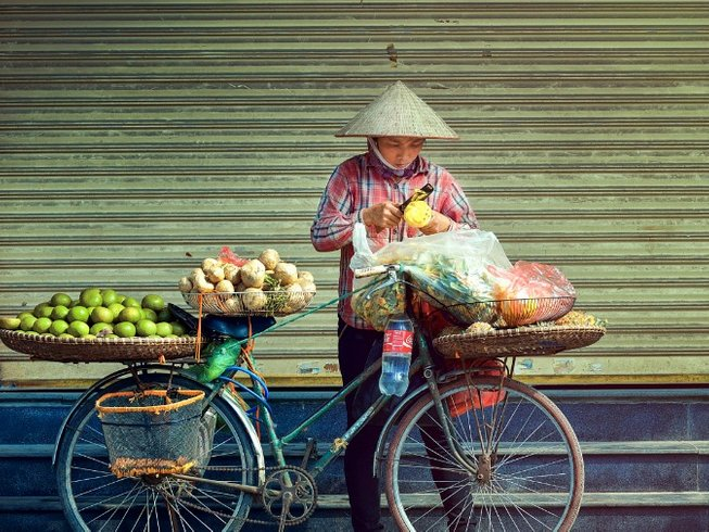 12 Days Cooking Holiday & Food Tour in Vietnam