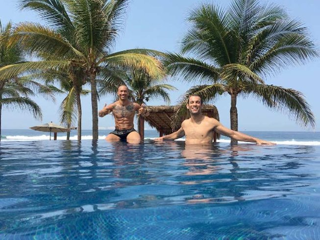 6 Days Jiu Jitsu Camp and Yoga Retreat in Costa Rica