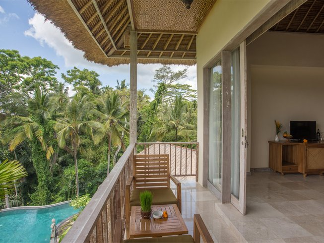 9 jours en stage de yoga sous le soleil de Bali dans le Kabupaten de Tabanan