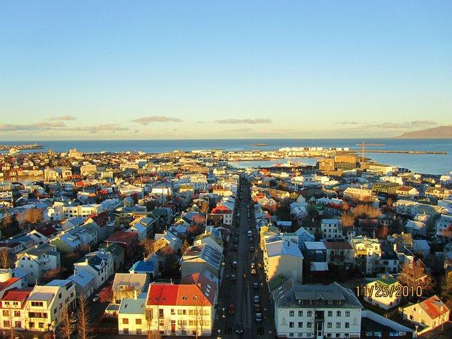 6 jours en stage de yoga au nouvel an en hiver à Reykjavik, Islande
