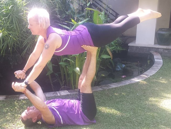 6 Days Balance for Life Yoga Retreat in Ubud, Bali