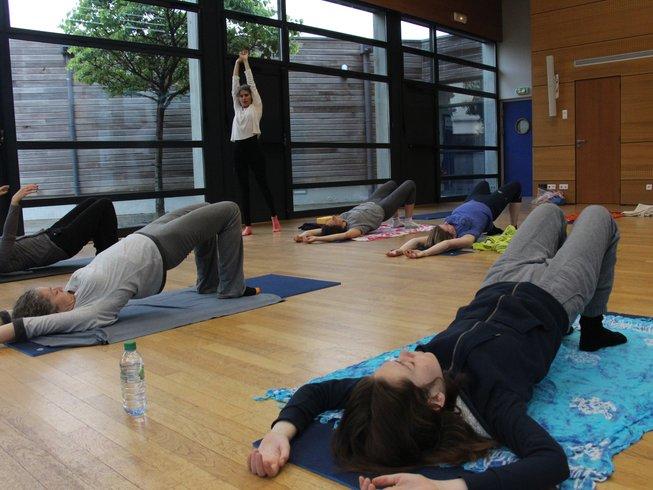 5 jours en stage de yoga, méditation et massages thaï en Normandie, France