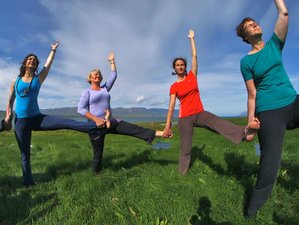 8 Day Adventure Yoga Retreat with Kiely Wolters in Akureyri