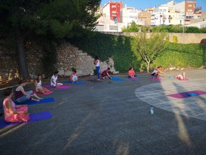 23 Day 200-Hour Yoga Alliance International Yoga Teacher Training Course in Cervera Del Maestre