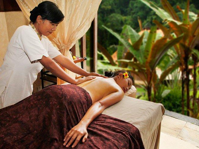 6 Days Meditation, Detox and Yoga Retreat in Bali, Indonesia
