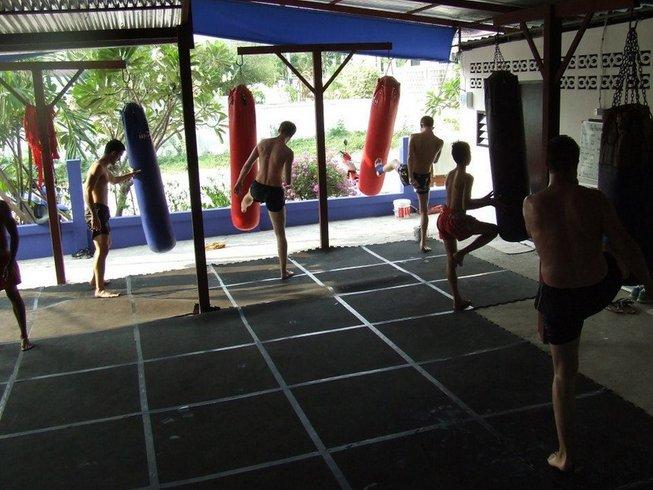 8 Days of Muay Thai in Prachuap Khiri Khan, Thailand