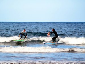 8 Days Unforgettable Surf Camp in Poris de Abona, Tenerife, Spain
