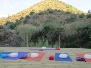 7 Days Walking and Yoga Retreat in Malaga, Spain
