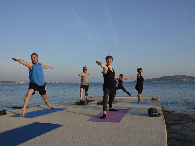 8 Days Luxury Healing and Yoga Retreat Croatia