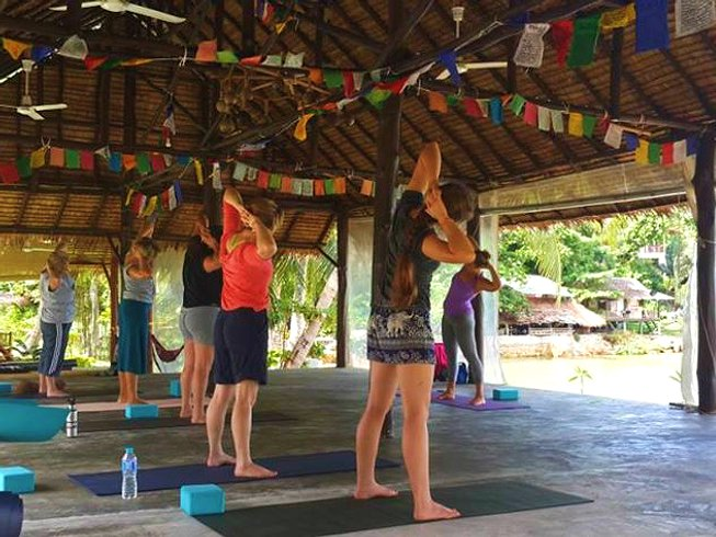 28 Days Renew and Revitalize Detox and Yoga Retreat in Koh Phangan, Thailand