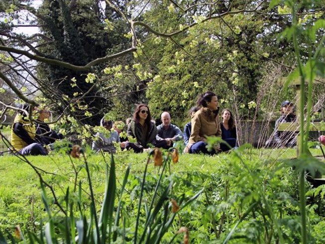 3 Tage Winter Meditation und Yoga Retreat in Warwickshire, Großbritannien