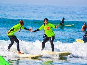 7 Days Beginner Surf Camp Agadir-Ida Ou Tanane, Morocco