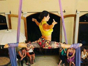 8 Days Aerial Yoga Retreat in Puntarenas, Costa Rica