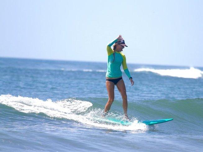 7-Daagse Surf en Yoga Retraite in Veraguas, Panama