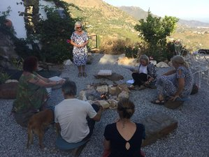 7 Days Levels 1 and 2 Reiki Training and Meditation Retreat in Competa, Spain
