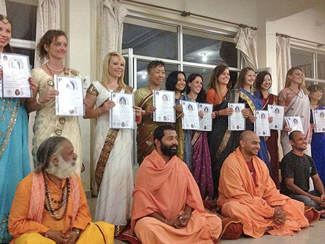 63 Days 500-Hour YTT in Rishikesh, India
