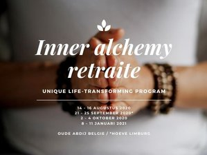 3 Day Inner Alchemy: Life Changing Yoga, Meditation and Conscious Nutrition Retreat in Abdij Belgie