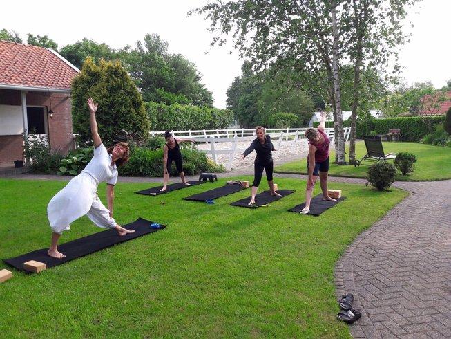 3 Tage Yoga & Ayurveda Wochenend Urlaub in den Niederlanden